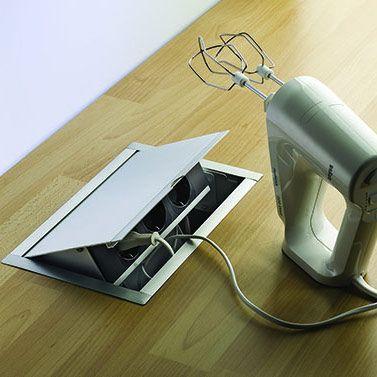 Schalter und Steckdosen - Küche kaufen Küchenstudio Küchenplaner ...