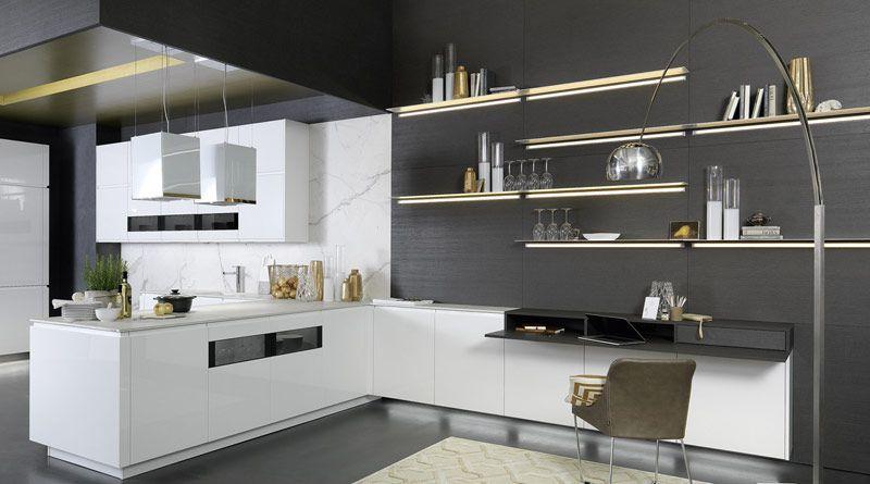 kreative wandgestaltung der küche - klebeheld®.de. kuche ...